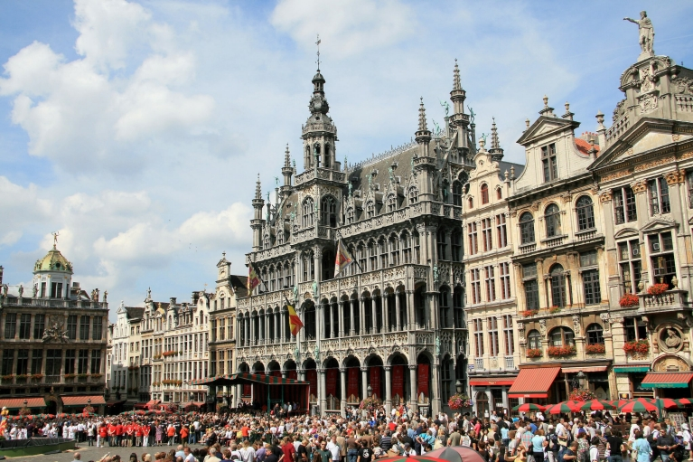 Grande Place in Brussels