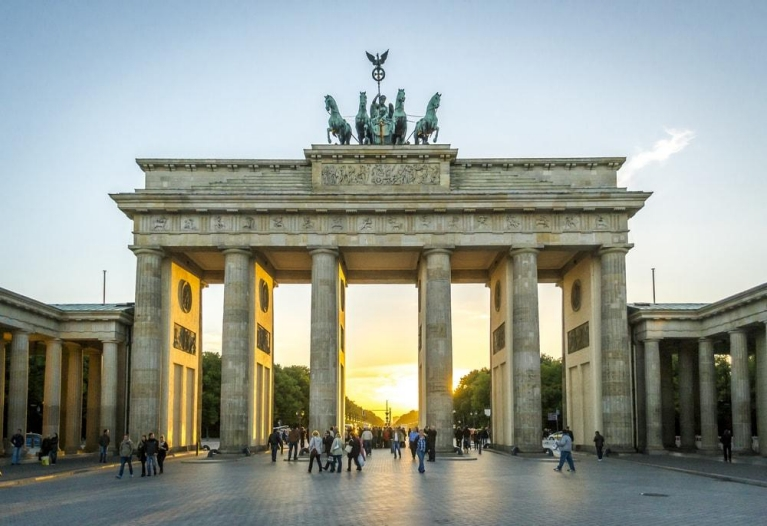 Brandenbug Gate, Berlin, Germany
