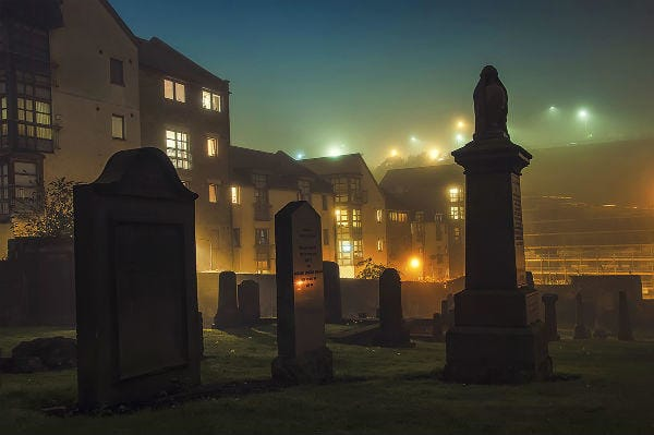 Sandemans Walking Tours | Dark Side in Edinburgh, United Kingdom