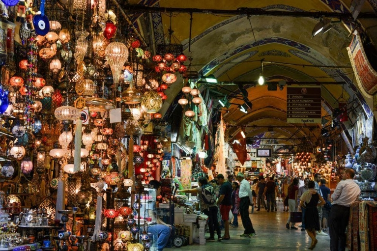 Find the perfect gift at the Grand Bazaar