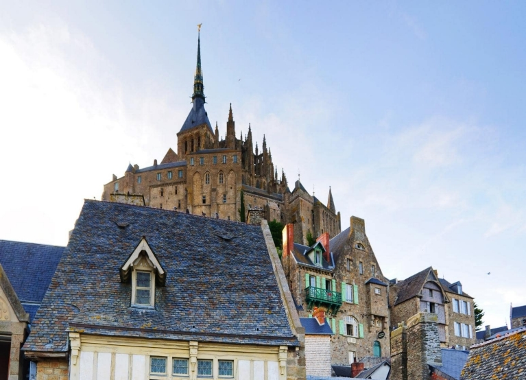 Mt Saint Michel