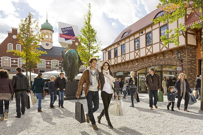 Designer-Outlet Neumünster