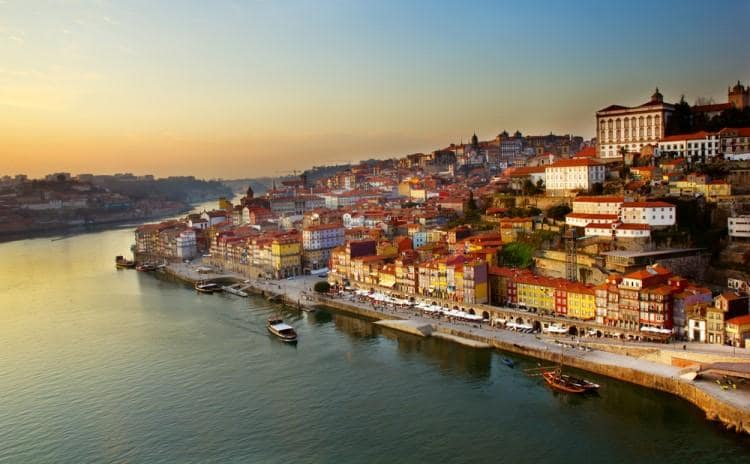 View on Porto | Interrail Portugal Pass