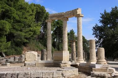 Ruins of Olympia