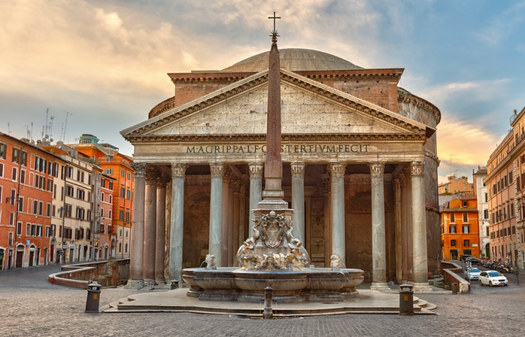 Pantheon in Rom | 24 Stunden in Rom