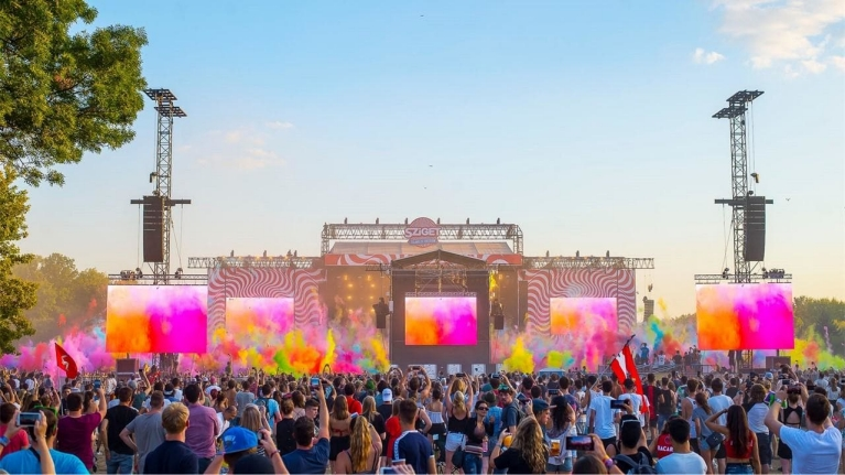 Sziget Festival, Hungary