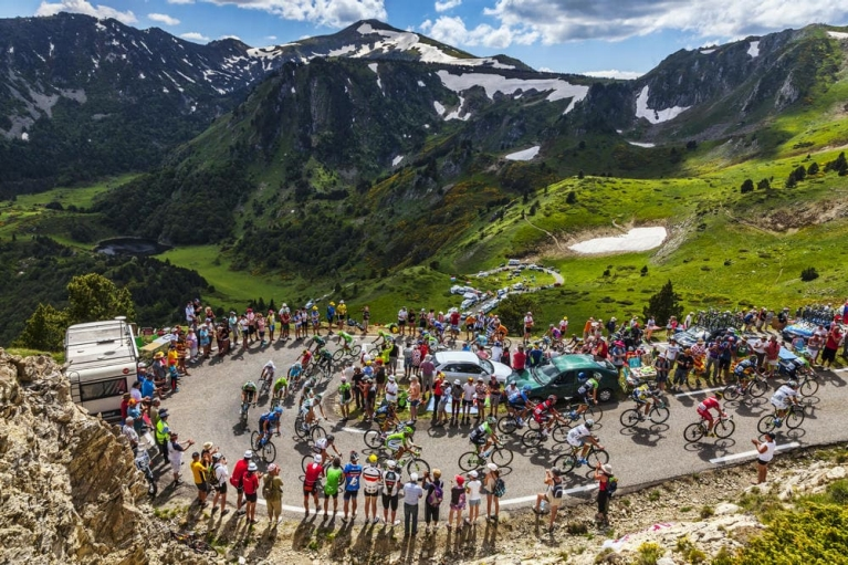 Tour de France, Pyrenees