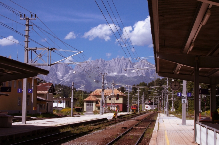 Kitzbühel train station