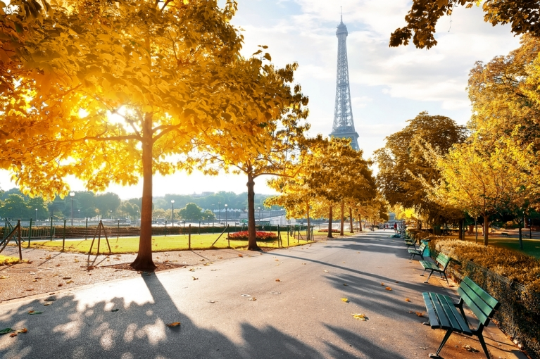 Paris is worth visiting in every season