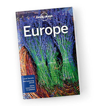 Lonely Planet Europe small2