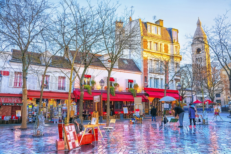 Sandemans Walking Tours | Montmartre district in Paris, France